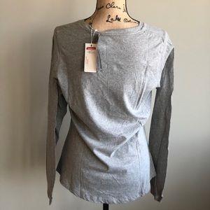 Antigua Tops - Detroit Lions branded long sleeved cotton shirt